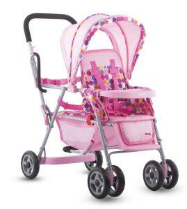 Joovy Toy Doll Caboose Tandem Stroller