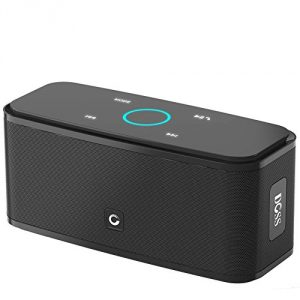 #10. DOSS Touch Wireless Bluetooth V4.0 Portable Speaker