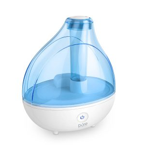 #2. Pure Enrichment Ultrasonic Cool Mist Humidifier
