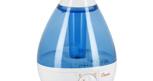#3. Crane Ultrasonic Cool Mist Humidifier