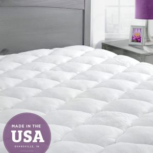#3. Exceptional sheets mattress topper