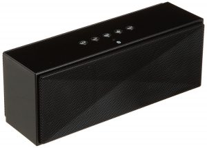 #6. AmazonBasics Portable Bluetooth Speaker
