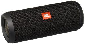 #8. JBL Flip Splashproof Portable Bluetooth Speaker (Black)