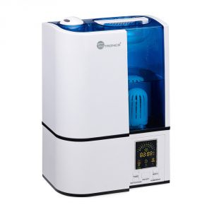#8. TaoTronics Ultrasonic Humidifier with Cool Mist Technology