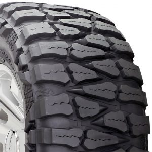 #9. Nitto Mud Grappler Mud Terrain Tire