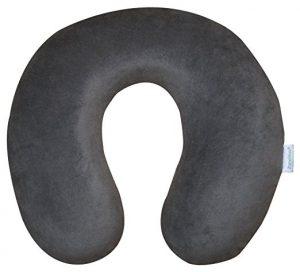 #9. TravleMate Memory Foam Neck Pillow