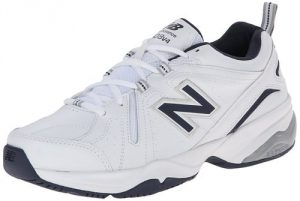 #1. New Balance MX608V4 Men's Training & Running Shoe