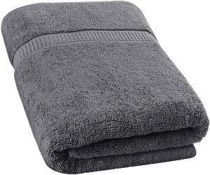 #2. Utopia Soft Cotton Extra Large Machine Washable Bath Towel