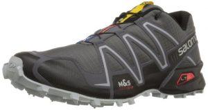 #3. Salomon Speedcross 3 Trail Men's Running Shoe