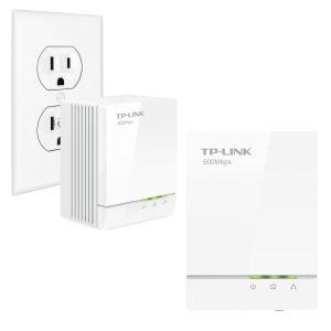 #6. TP-Link AV600 powerline adapter