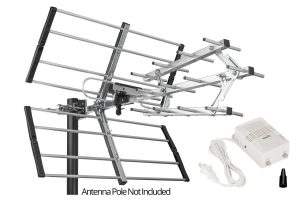 8. ViewTV VT-366 Digital Amplified Outdoor/Indoor Attic HDTV Antenna