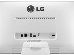 8. LG ChromeBase 22CV241-W 22-Inch All-in-One Cloud Desktop