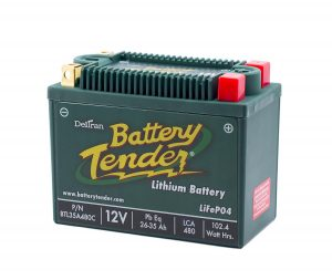 #9. BTL35A480C Lithium Iron ATV Battery