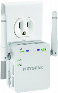 #9. Netgear N300 wall plug version Wi-Fi booster