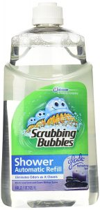 #9. Scrubbing Bubbles Automatic Shower Clear Refreshing Spa