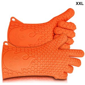 1. Ekogrips BBQ Grill Heat Resistant Gloves