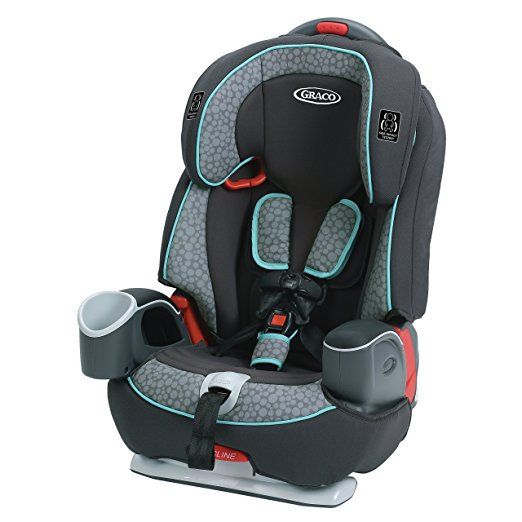 #1. Graco Nautilus 65 3-in-1 Baby Car Seat