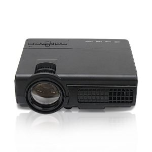 #1. Supermale Video Projector Home Cinema Theater Multimedia Projector
