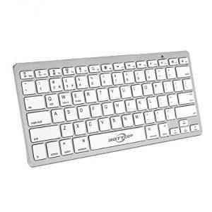 10. BATTOP Universal Ultra Slim Bluetooth Keyboard