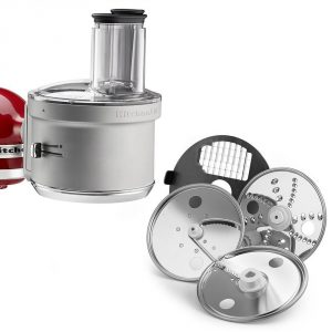 #10. KitchenAid KSM2FPA Food Processor