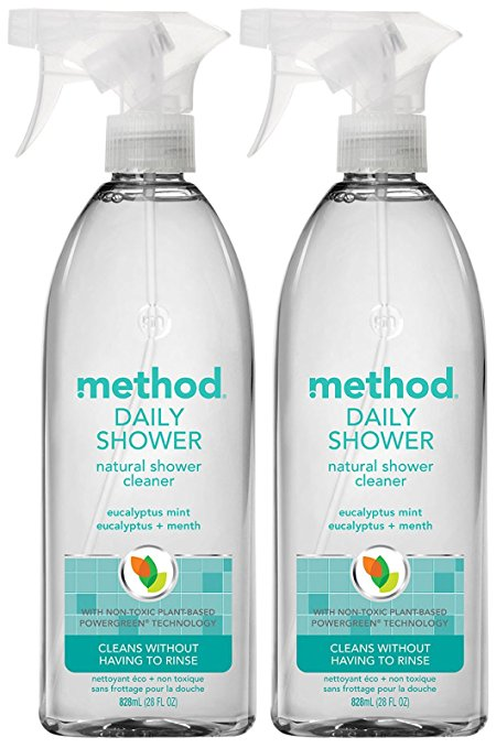 10. Method Daily Shower Cleaner