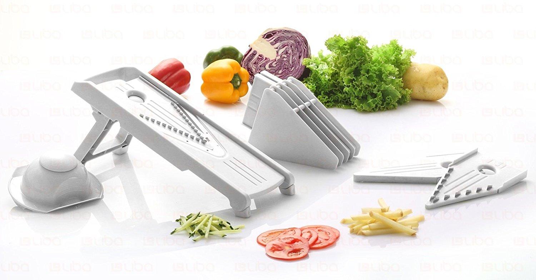 10. LiBa Mandoline Slicer/Vegetable Slice