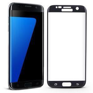 10.Amoner Samsung Galaxy S7 Edge Screen Protector