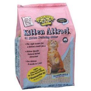 10.Precious Cat 003015 Kitten Attract Training Litter