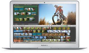 2. Apple MacBook Air MD760LL/A Laptop