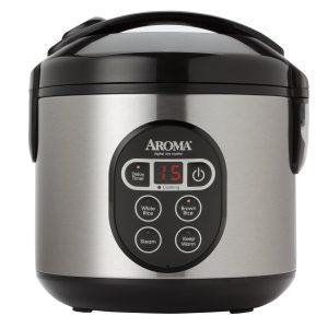 # 2. Aroma Housewares ARC-914SBD Digital Cool-Touch Rice Cooker