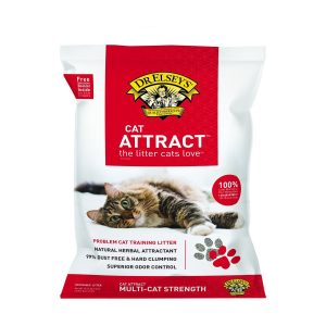 2. Dr. Elsey's Cat Attract Litter