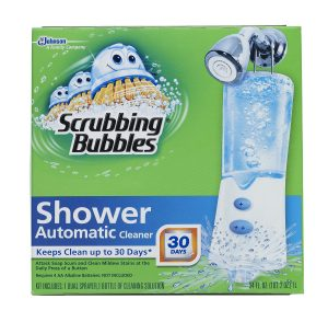#2. Scrubbing Bubbles Automatic Shower Cleaner