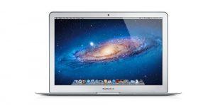 3. Apple MacBook Air MD231LL/A Laptop
