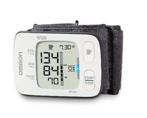 #3. Omron BP652N 7 Series Blood Pressure Monitor
