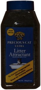 3. Ultra litter Attractant Precious cat