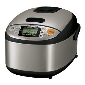 # 3.Zojirushi NS-LAC05XT Micom Rice Cooker