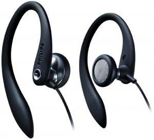 4. Philips SHS3200BK/37 Headphones – Black