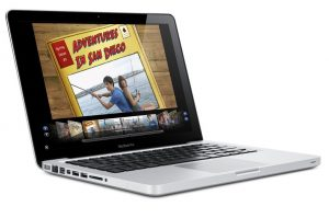 4. Apple MacBook Pro MC374LL/A Laptop (Old Version)
