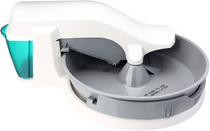 4. PetSafe Self-Cleaning Litter Box