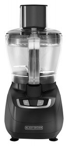 #4. BLACK + Decker FP1600B 8-cup Food Processor