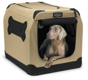4. Petnation Port-A-Crate E2 Dog Crate