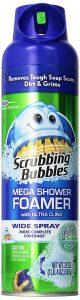 4. Scrubbing Bubbles Shower Cleaner Mega Foamer 3 Pack