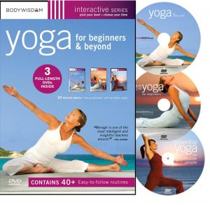 #4. Yoga for Beginners and Beyond