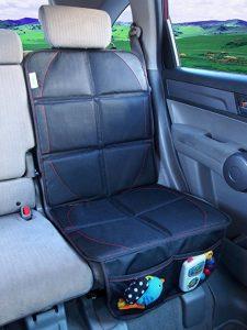 5. Cheekie Monkie Super Seat Saver Mat