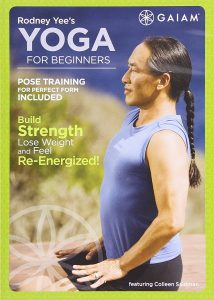 #5. Rodney Yee's Yoga for Beginners