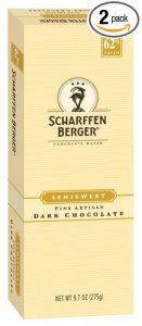 5. Scharffen Berger Baking Semisweet Dark Chocolate