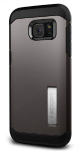 5. Spigen Tough Armor Galaxy S7 Edge Case
