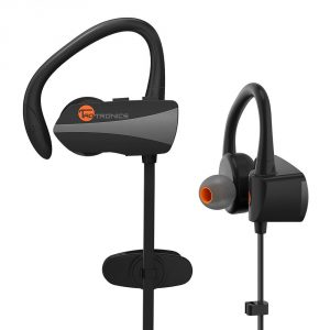 6. TaoTronics Bluetooth Headphones