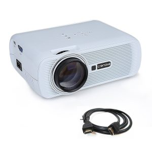 #6. Crenova XPE460 LED Video Home Theater Projector