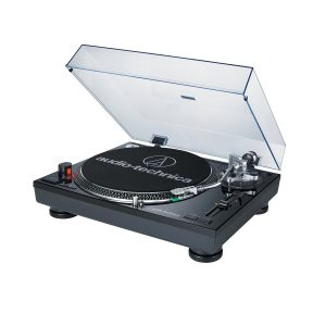 7. Audio Technica AT-LP120BK Professional Record Player